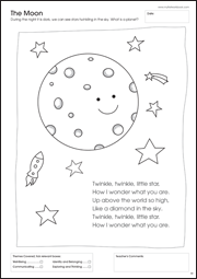 My Very First Activity Workbook - Twinkle Twinkle